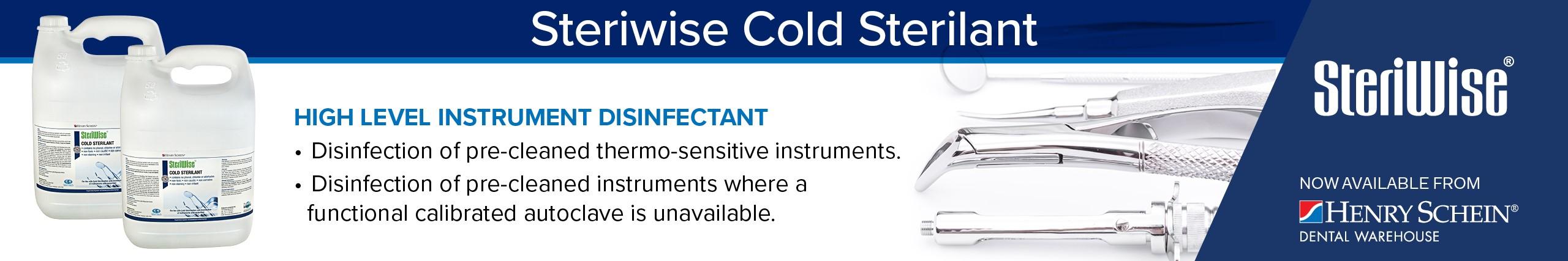 Cold Sterilant