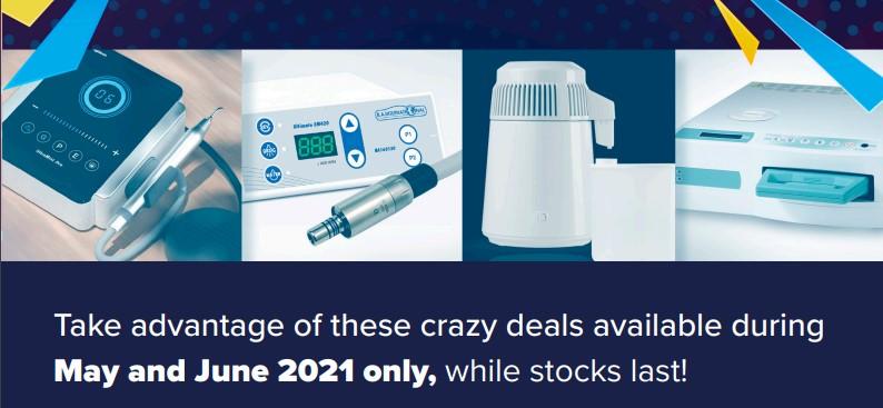 Henry Schein Equipment Deals